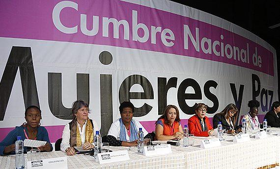 La participación de las mujeres y la perspectiva de género en la resolución de conflictos armados. Caso Colombia